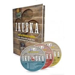 IKUSKA Libro + 3 DVD