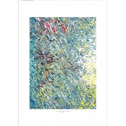 """Jose Antonio Sistiaga. Serie """"Velocidad luz-color"""""""