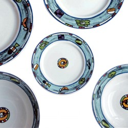 Set vaisselle Ñabar